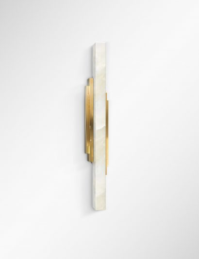 luxury lighting Luxury Lighting: LUXXU's Skyline Wall Lamp adv skylinewalllamp 410x532