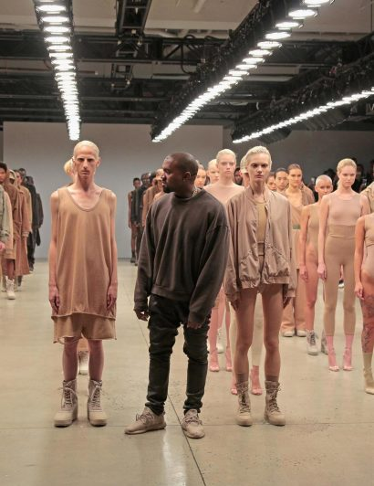 Yeezy Gap, Kanye West's New Project Coming in 2021 yeezy gap Yeezy Gap, Kanye West's New Project Coming in 2021 gettyimages 488589090 410x532