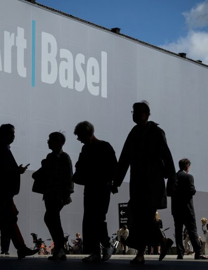 Art Basel is Launching Digital Viewing Rooms art basel Art Basel is Launching A Virtual Show merlin 156341331 73c055b0 7346 4da7 9efc 96364794a155 mobileMasterAt3x 410x532