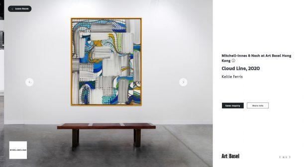 Art Basel is Launching Digital Viewing Rooms art basel Art Basel is Launching A Virtual Show merlin 170480166 9d080f2f ca2e 4252 841d bdfe9bc133de superJumbo 611x336