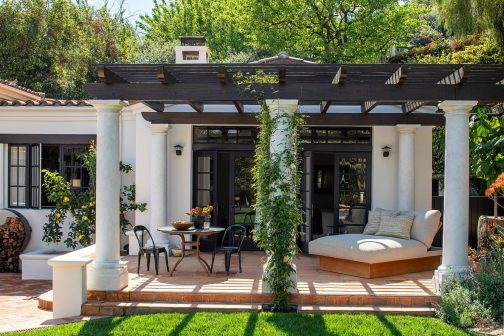 Take a Tour of Kendall Jenner's Home kendall jenner Take a Tour of Kendall Jenner's Home AD0920 JENNER 13 504x336