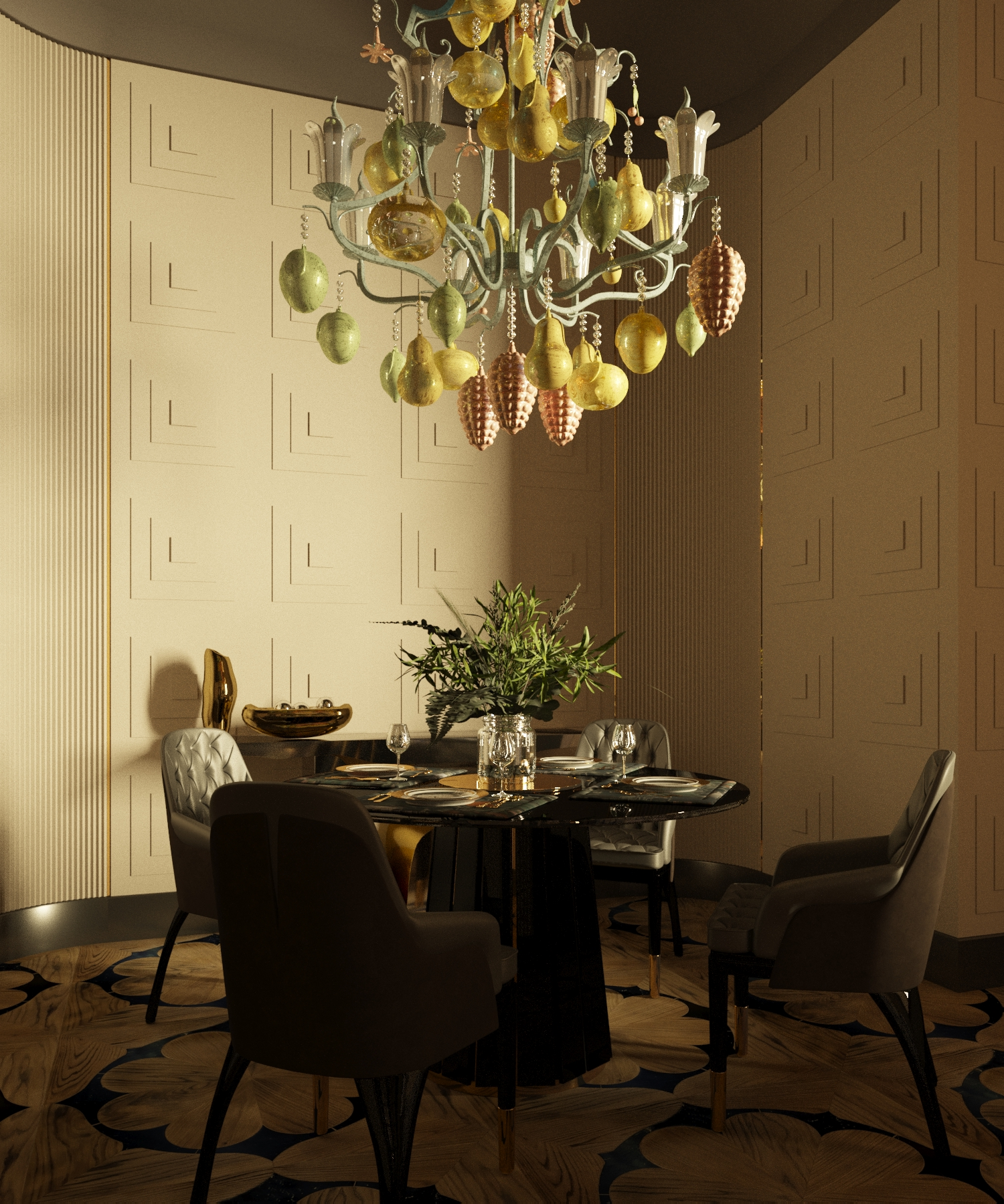 Interior Design Projects: Ksenia Schwarzmann color of the year for 2019 Pantone Has Released Their Color of The Year For 2019 Darian Table color of the year for 2019 Pantone Has Released Their Color of The Year For 2019 Darian Table