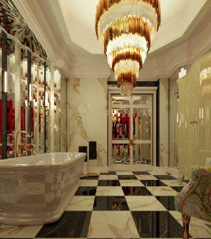 interior design project Interior Design Projects: Ksenia Schwarzmann Part004 296x336