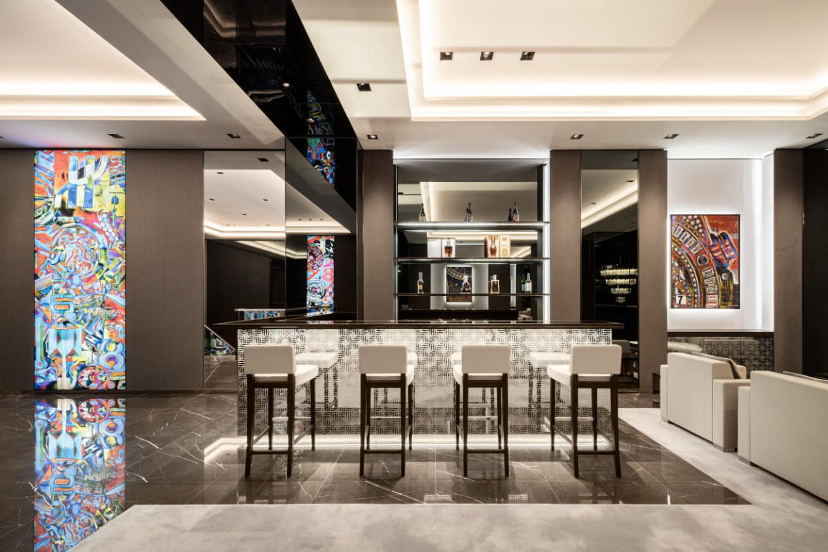 Hublot Opens Its Largest Boutique in Tokyo