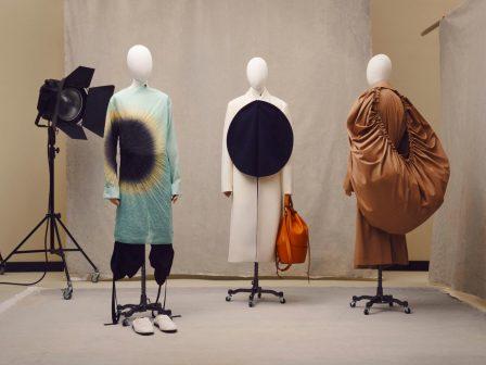 The Making of the Virtual Men's Fashion Week