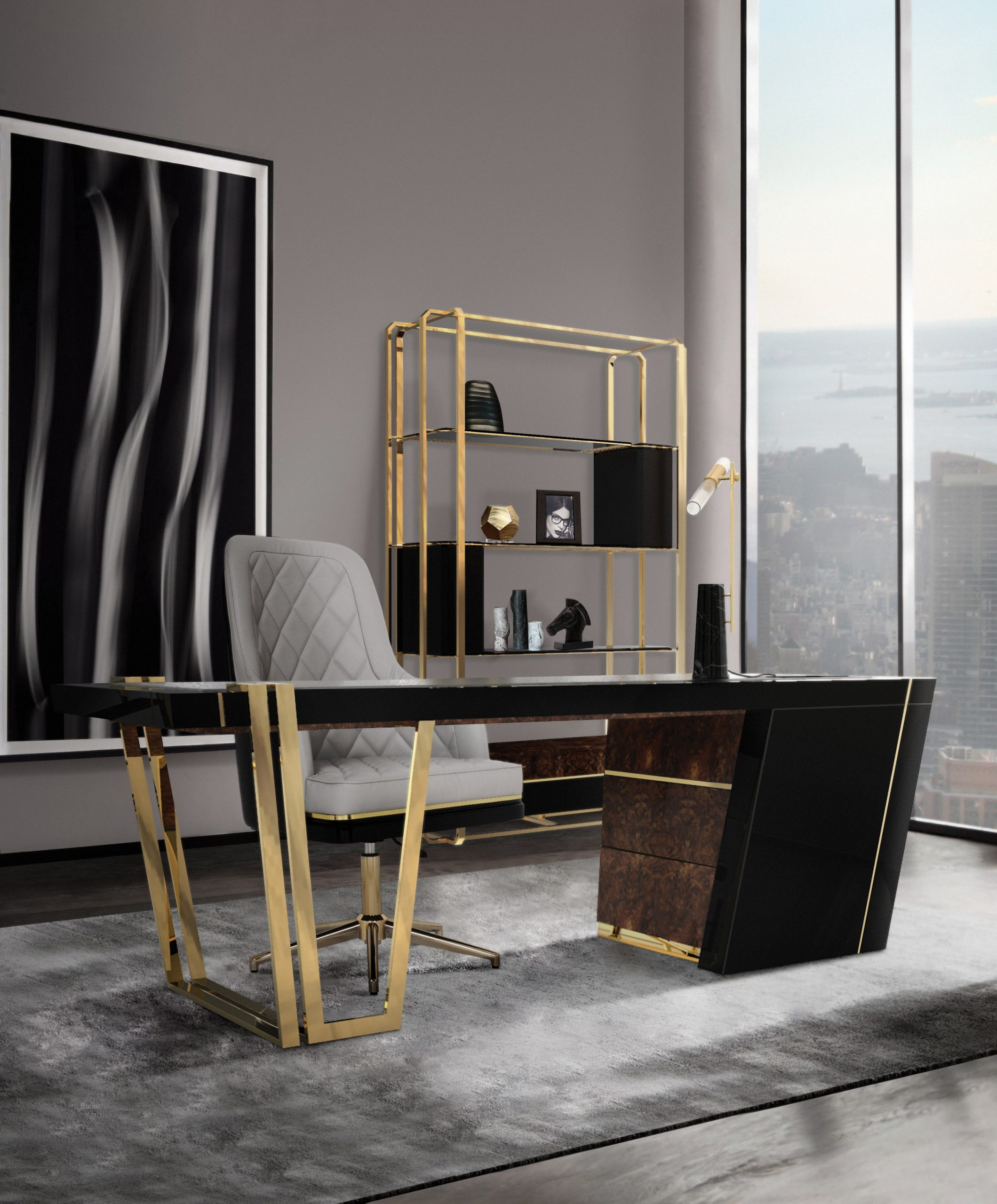 Home office home office Home Office: How To Upgrade Your Workspace apotheosis desk 02 scaled