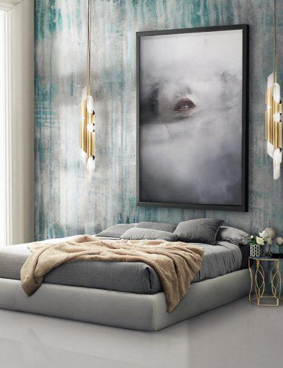 bedroom design Bedroom Design Inspiration For This Summer bedroom 01 410x532