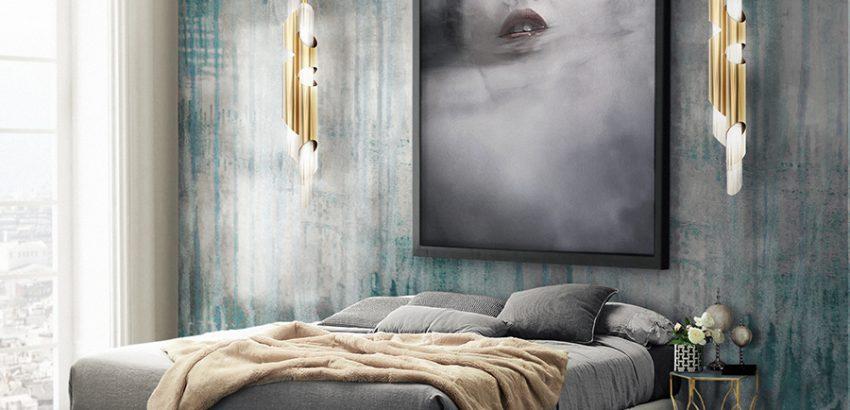 bedroom design Bedroom Design Inspiration For This Summer bedroom 01 850x410