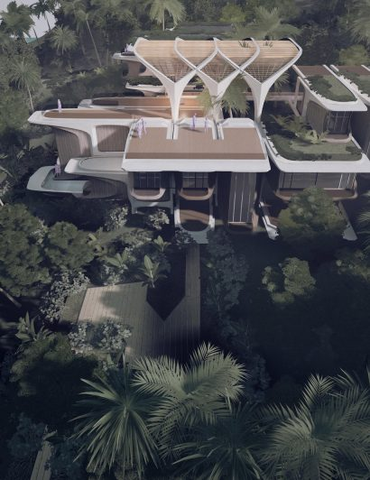 Zaha Hadid Architects Unveils Housing Project in Honduras zaha hadid architects Zaha Hadid Architects Unveils Housing Project in Honduras roatan prospera housing zaha hadid architects roatan honduras dezeen 2364 col 6 410x532
