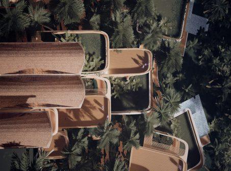zaha hadid architects Zaha Hadid Architects Unveils Housing Project in Honduras roatan prospera residences roatan island honduras zaha hadid architects 4 453x336
