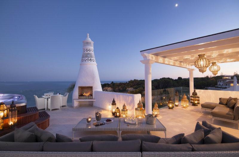 vila vita Vila Vita Hotel – A beautiful getaway in Algarve 17 Villa Trevo Rooftop terrace 1