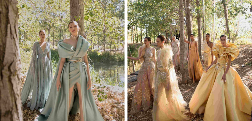 exclusive collection exclusive collection Exclusive Collection: Beirut, The Sacred Source by Elie Saab 2