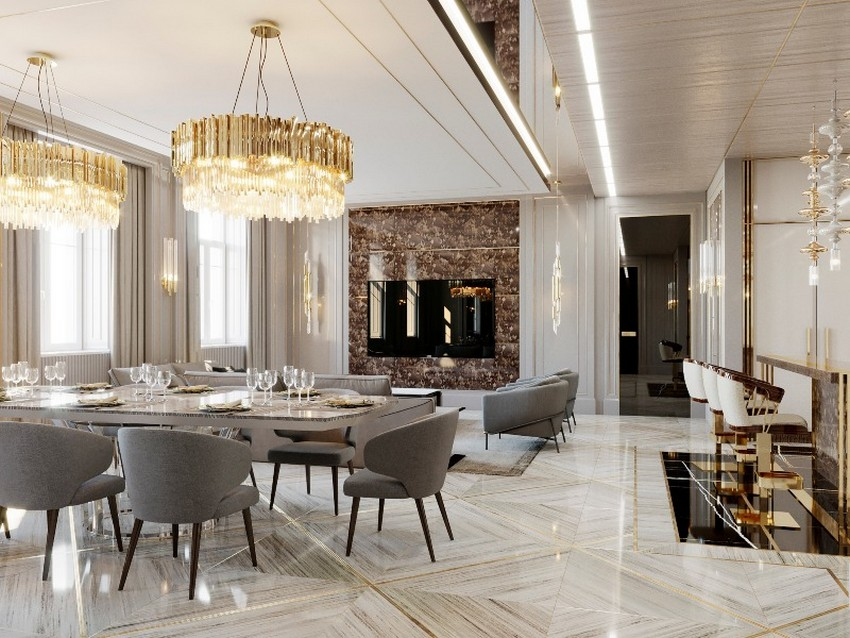 Dom-A Casa Ricca - Meet this Russian Design Studio Luxurious Project