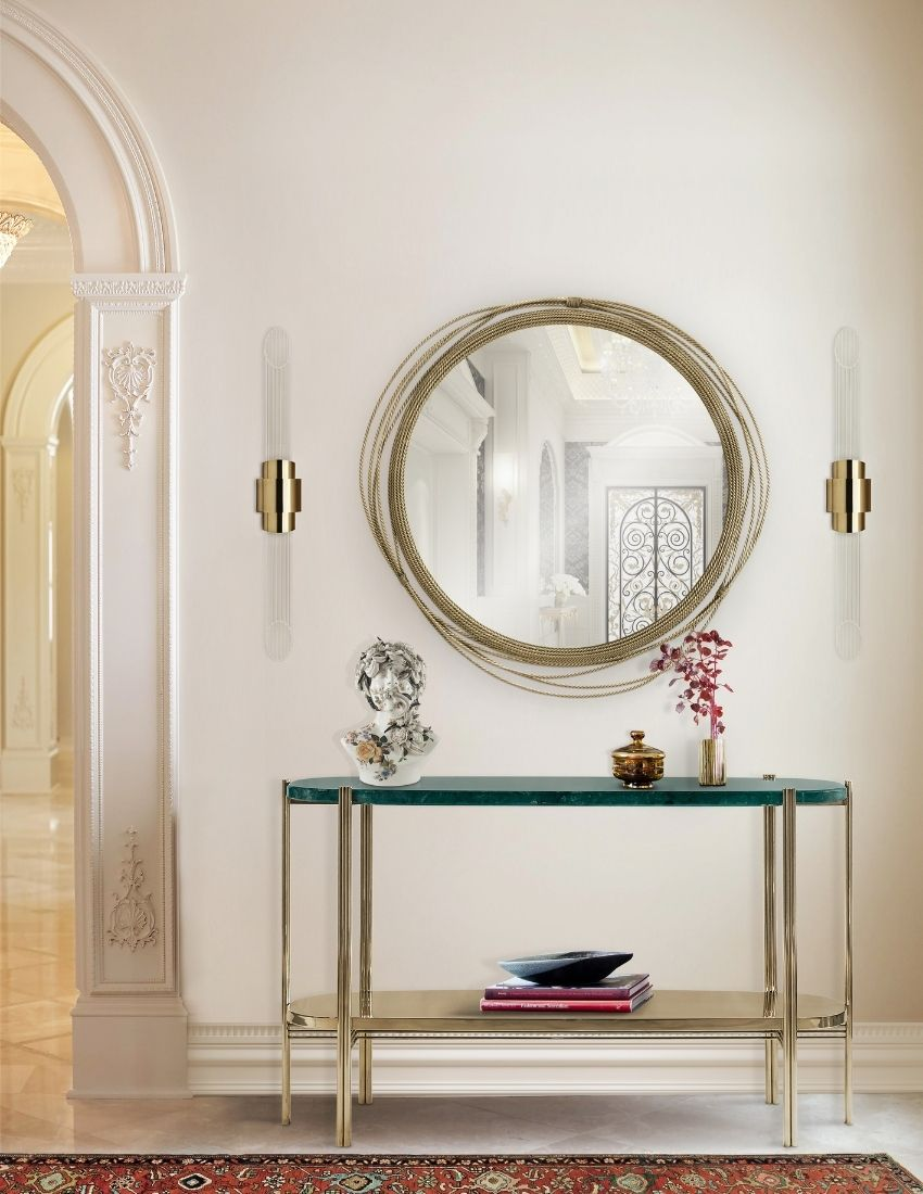 Entryway Ideas to Welcome Your Guests with Style interior design Interior Design Ideas with a Splash of Color ENTRYWAY 6 interior design Interior Design Ideas with a Splash of Color ENTRYWAY 6