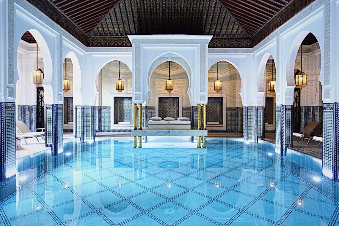 spa day spa day Spa day has arrived: 4 luxurious spas to relax in La Mamounia spa