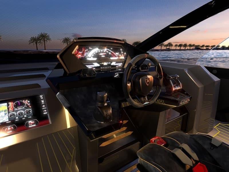 Yacht Design - Lamborghini 63 Tecnomar Yacht yacht design Yacht Design: Meet the Tecnomar for Lamborghini 63, a Luxurious Yacht Lamborghini yacht 2