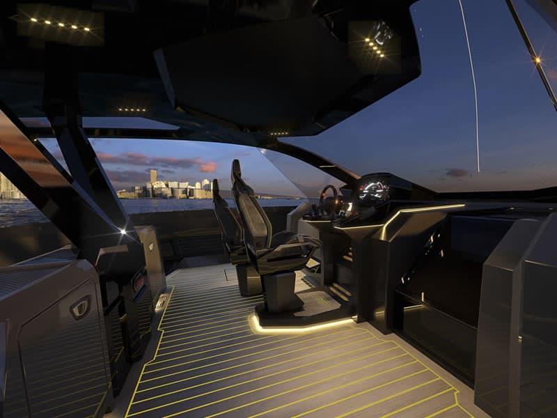Yacht Design - Lamborghini 63 Tecnomar Yacht yacht design Yacht Design: Meet the Tecnomar for Lamborghini 63, a Luxurious Yacht Lamborghini yacht 3