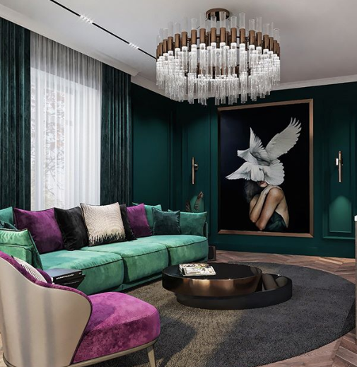 Leyla Kamalova: An interior designer to be inspired by