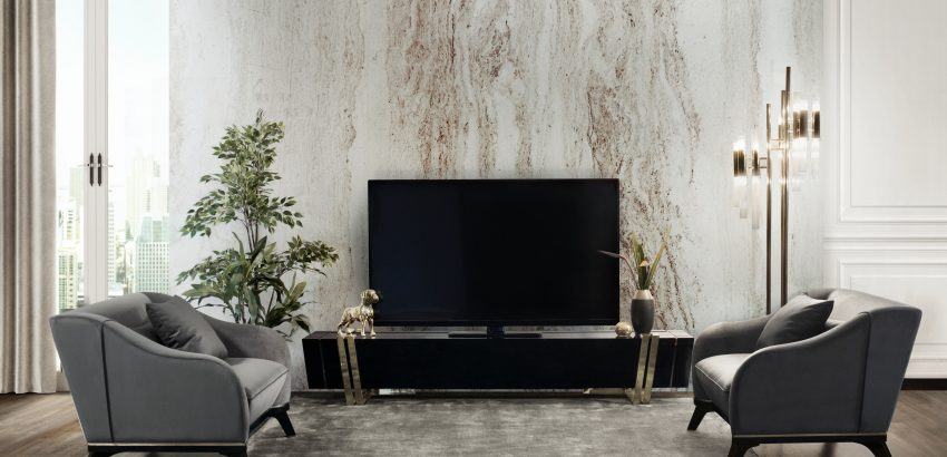 interior design Interior design ideas for the fall: Must have pieces ready to ship! apotheosis tv cabinet cover 01 850x410