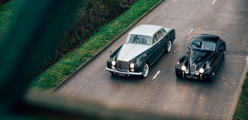 classic car Classic cars are back but with a twist bentley s2 flying spur 11 850x410