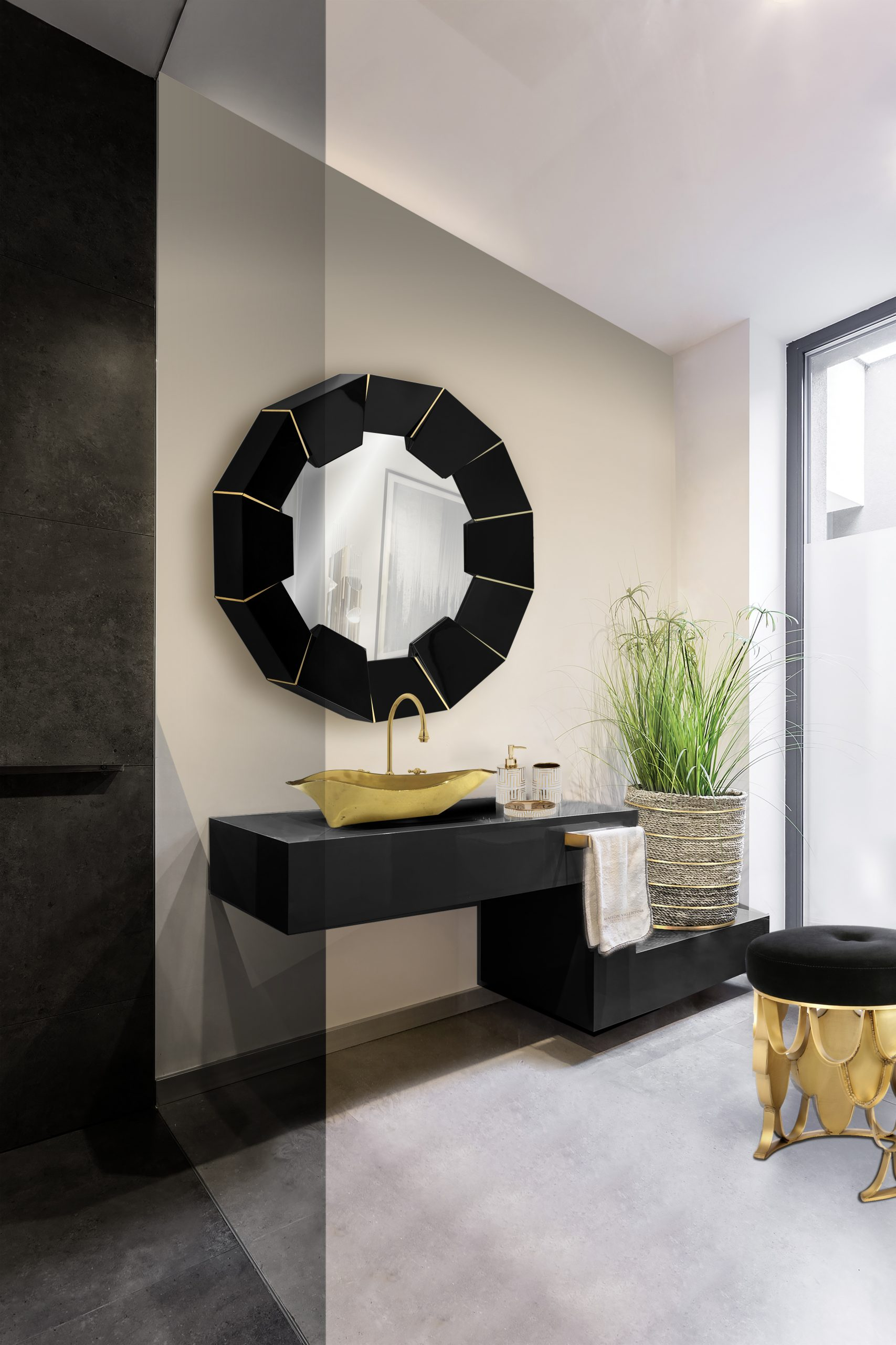 mirror designs mirror designs Mirror designs that will glamour your house darian black mirror cover 02 scaled
