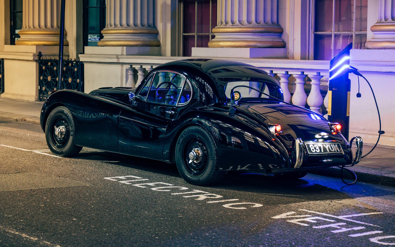 classic car classic car Classic cars are back but with a twist jaguar xk120 jun 01