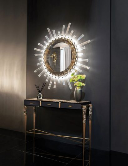 mirror designs Mirror designs that will glamour your house majestic xl wall light mirror 02 410x532