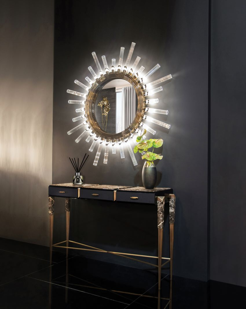 mirror design mirror designs Mirror designs that will glamour your house majestic xl wall light mirror 02