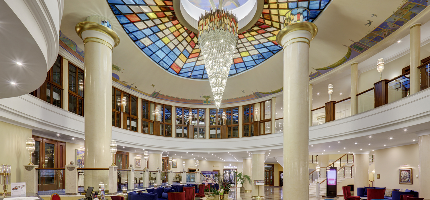 hotel design hotel design Hotel design: Luxurious hotels that will inspire you marriott moscow royal aurora 1