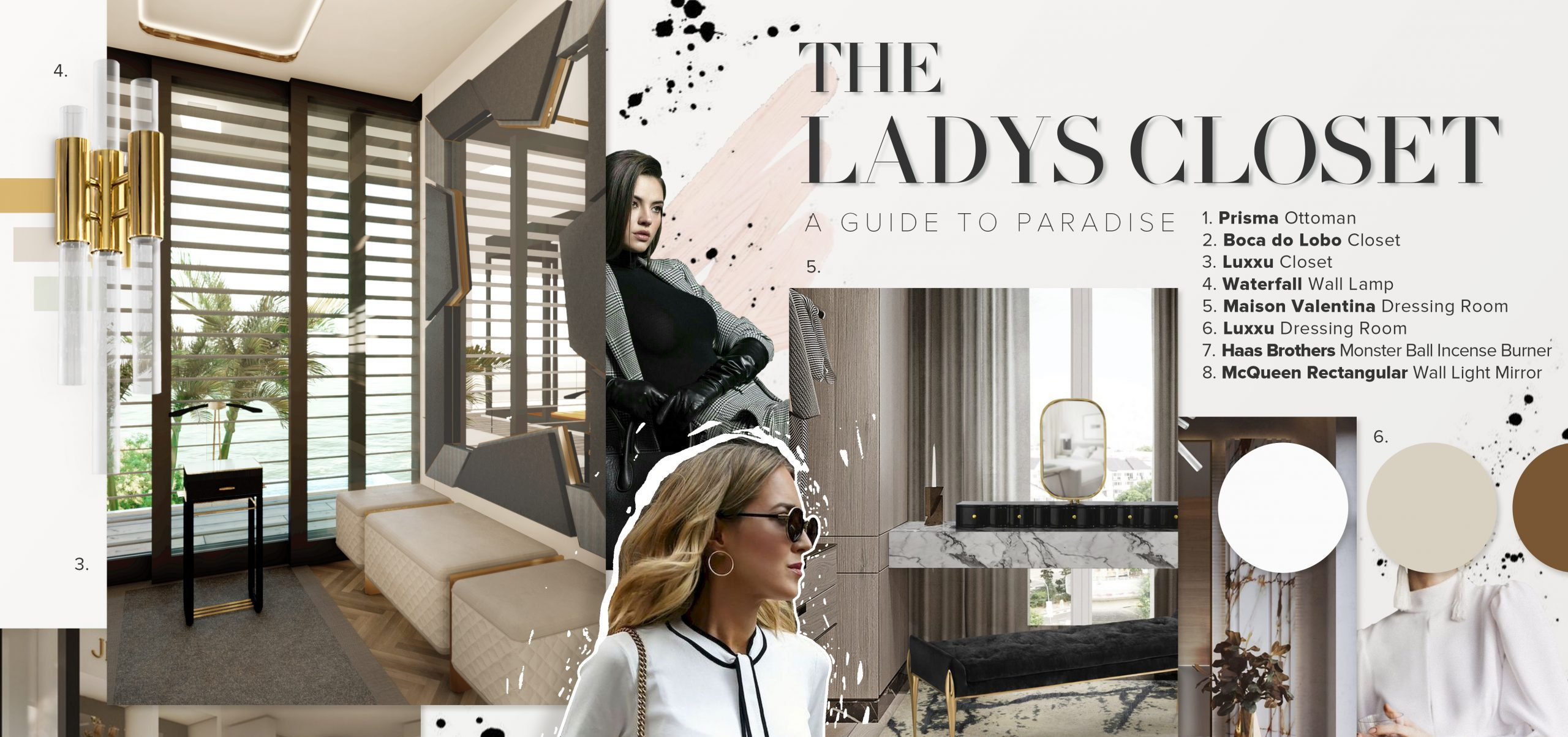 Lady's Closet - A Guide to Paradise