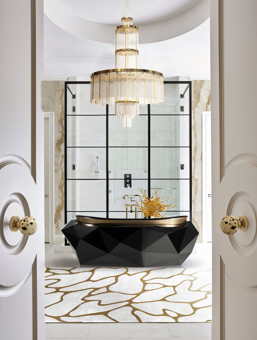 bathrooms design bathrooms design Bathrooms Design That Will Astonish You pharo chandelier cover