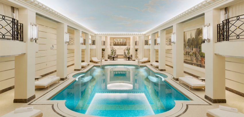 spa day spa day Spa day has arrived: 4 luxurious spas to relax in rtiz paris chanel spa 850x410