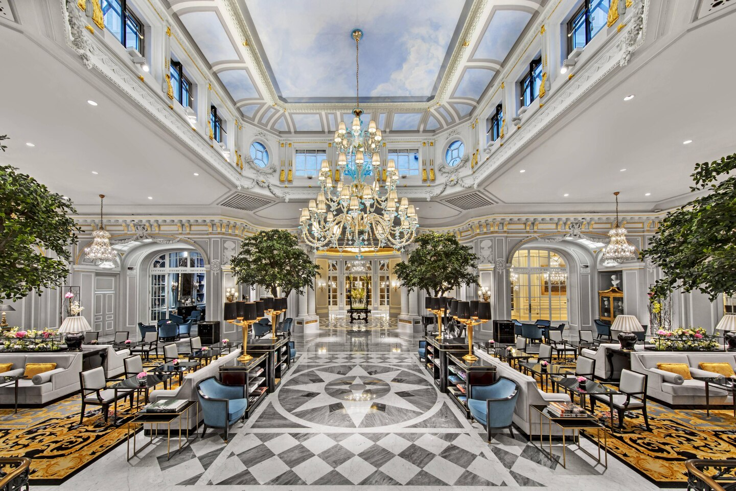 hotel design hotel design Hotel design: Luxurious hotels that will inspire you sT rEGIS ROME PIERRE YVES ROCHON 1