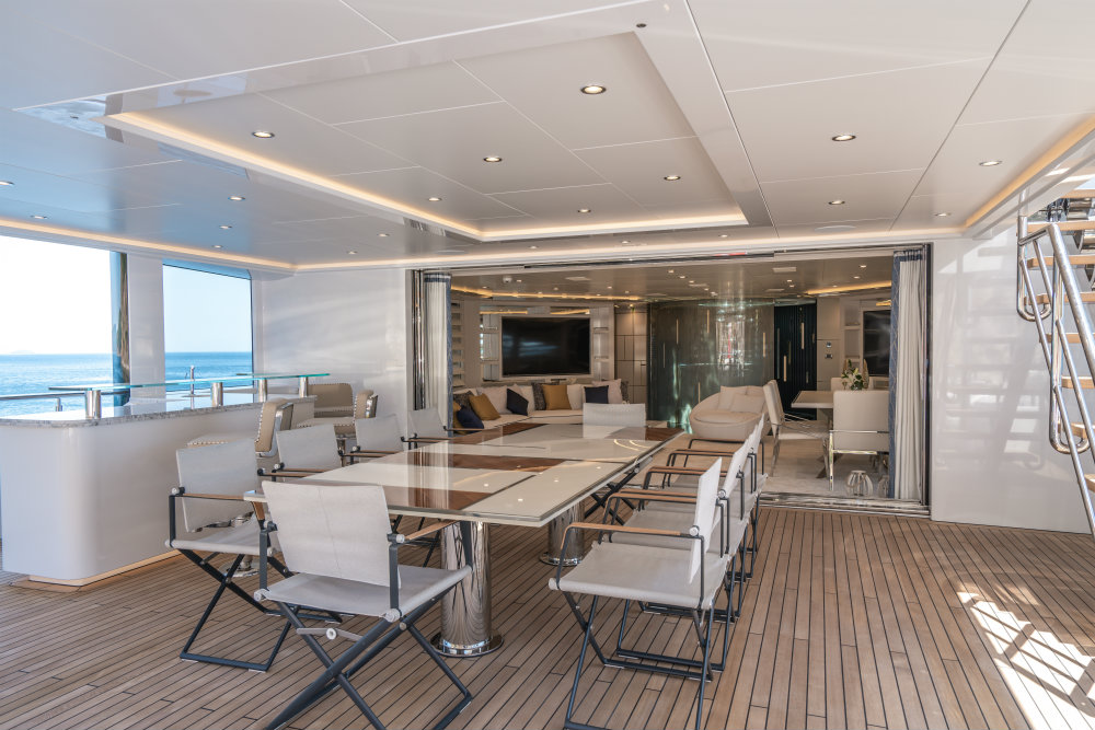Yacht Designs - 5 stunning yacht looks that will leave you speechless  yacht Yacht Designs – 5 stunning yacht looks that will leave you speechless Luxury Yachts Meet the Lilium by Bilgin Yacht Design 04