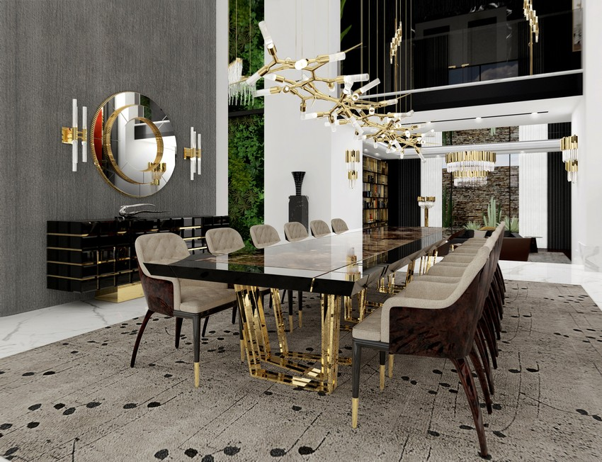 Thanksgiving - gather the best dining room inspirations