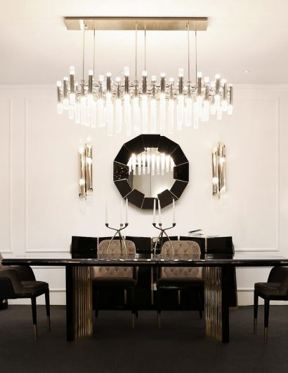 timeless design trends Timeless Design Trends – Top 5 The Best Essentials for a Glamorous Dining Room2 410x532