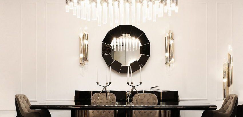 timeless design trends Timeless Design Trends – Top 5 The Best Essentials for a Glamorous Dining Room2 850x410