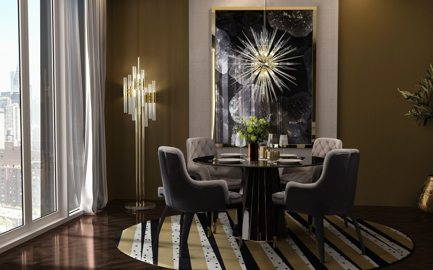 The Best Essentials for a glamorous dining room dining room The Best Essentials for a Glamorous Dining Room The Best Essentials for a Glamorous Dining Room9 1