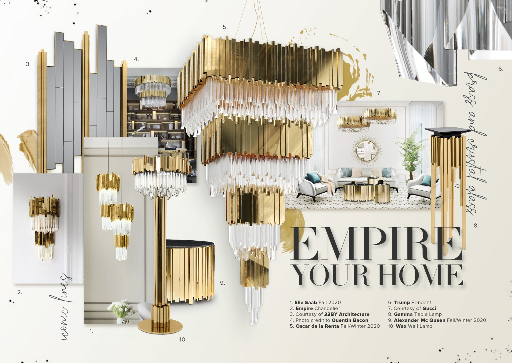 Empire your Home - Decorate like Royalty