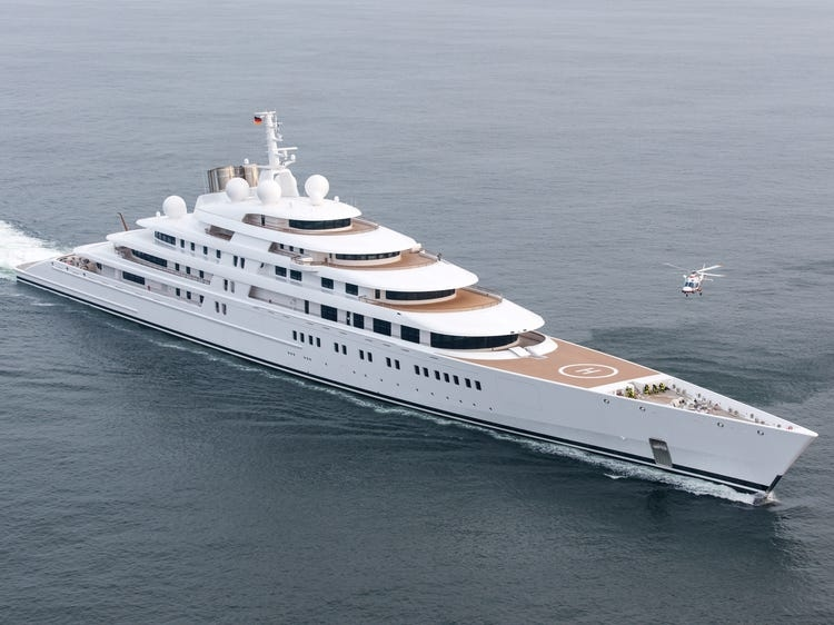 yacht Yacht Designs – 5 stunning yacht looks that will leave you speechless Yacht Designs 6