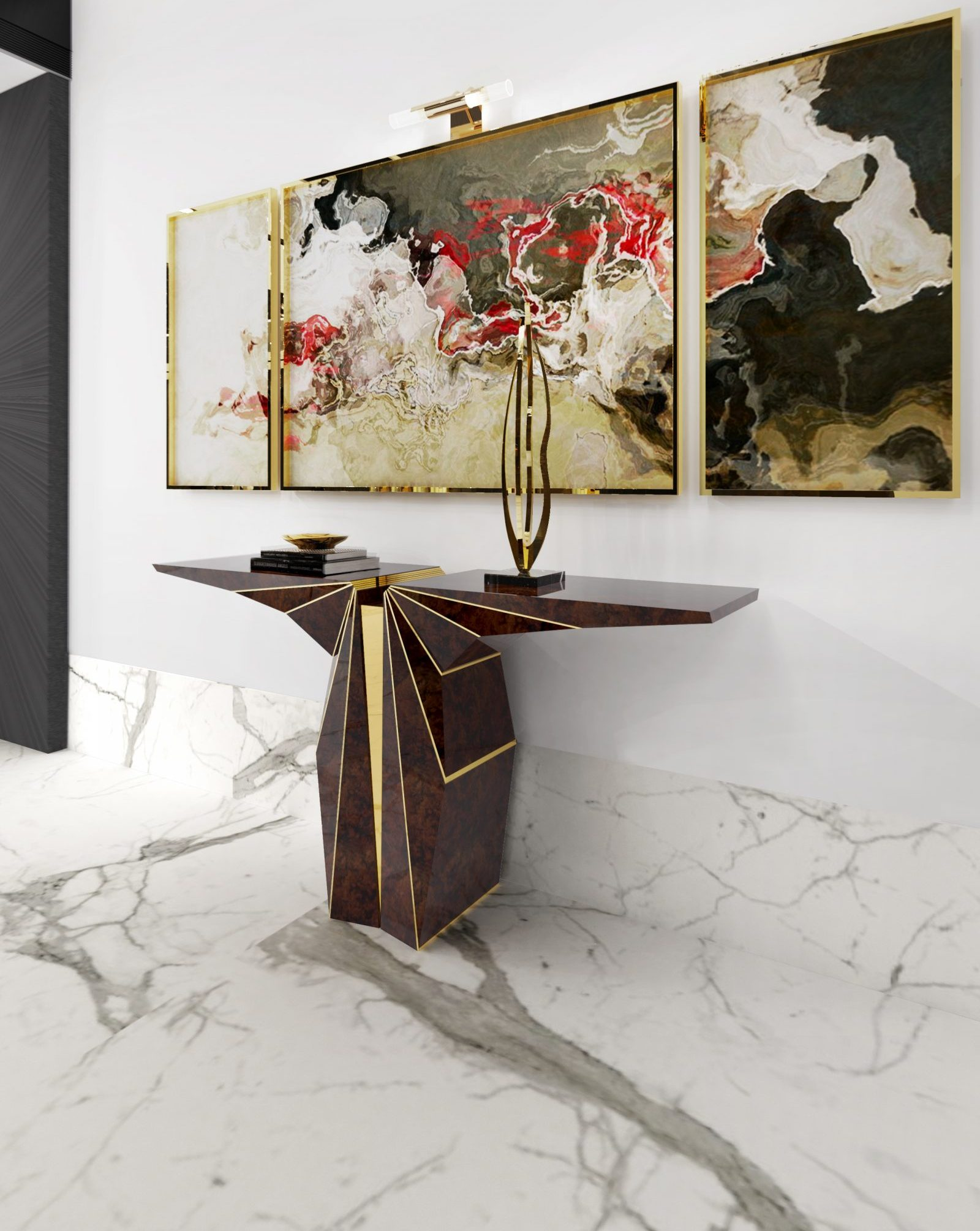 Consoles vs Side Tables - What makes an Accent Table a must