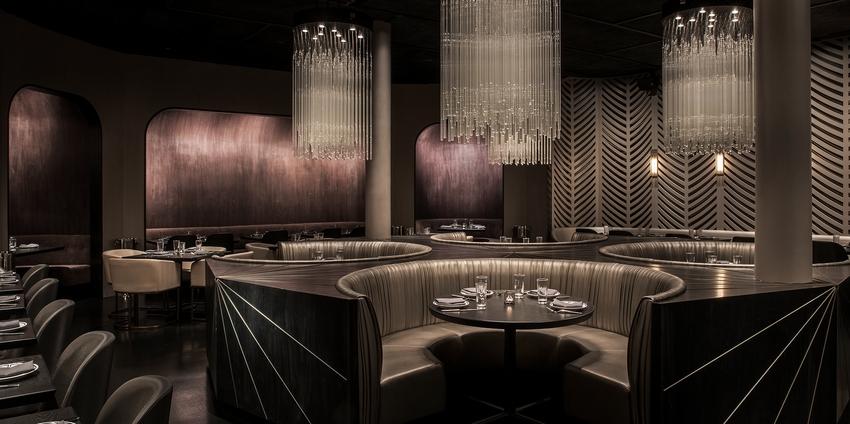 American restaurants - Some of the best designed restaurants