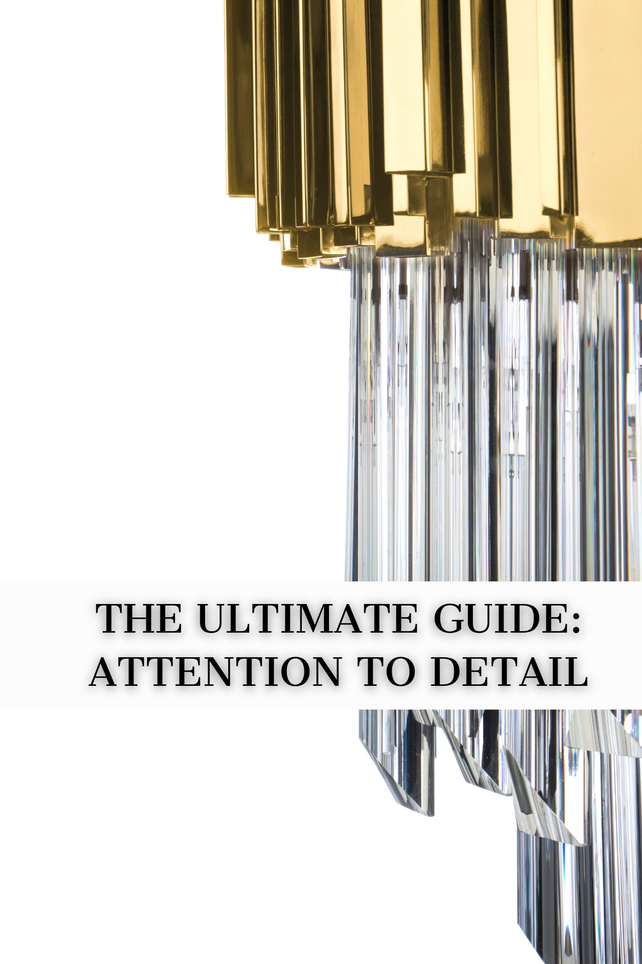 The Ultimate Guide to Craftsmanship - the attention to details