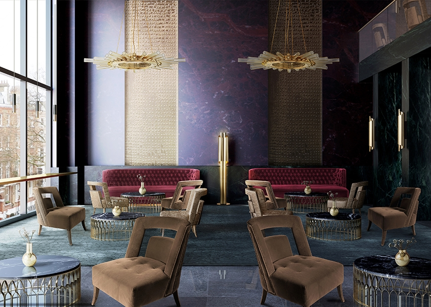 The Hotel Lobby - 5 design ideas to make a great one