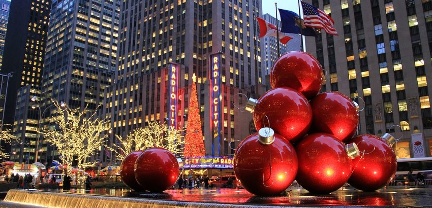 Top 7 Christmas spots in NYC christmas Top 7 Christmas spots in NYC Top 7 Christmas spots in NYC 1 850x410