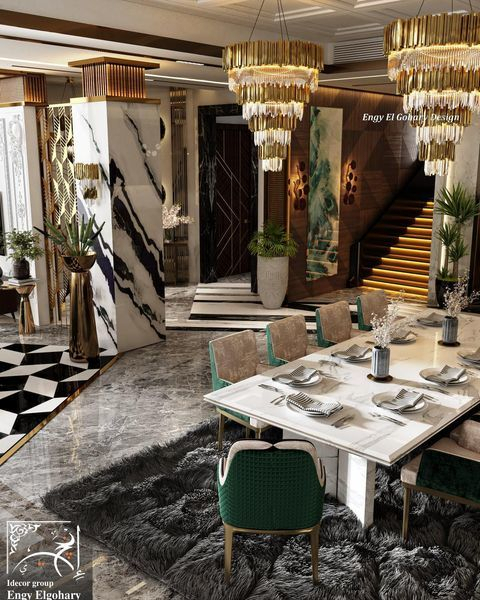 thanksgiving Thanksgiving – gather the best dining room inspirations luxxumoderndesignliving 123665462 358542345424581 5137798134554733721 n