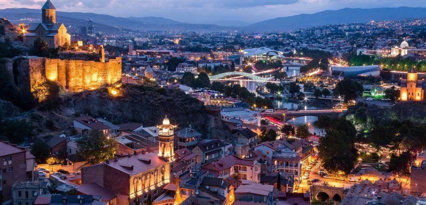tbilisi The Best Interior Designers in Tbilisi tbilisi night GettyRF 850x410