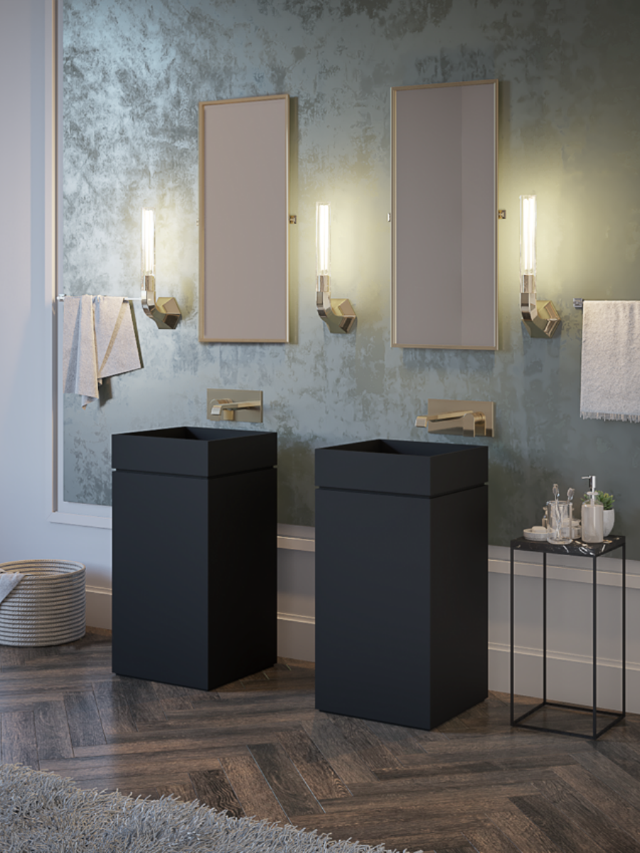 Freestandings that will leave your bathroom a super luxurious place freestandings Freestandings that will leave your bathroom a super luxurious place 12