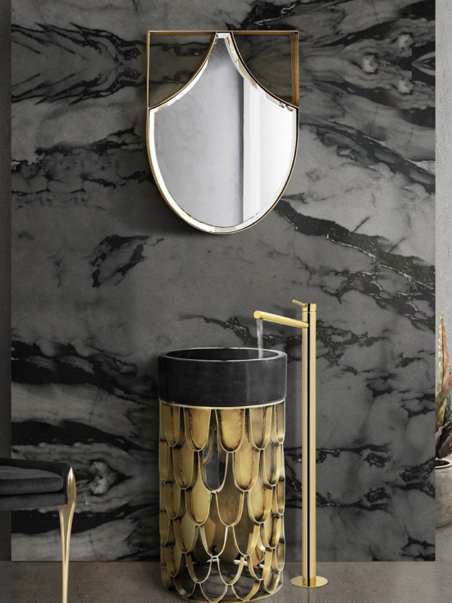 Freestandings that will leave your bathroom a super luxurious place freestandings Freestandings that will leave your bathroom a super luxurious place 16