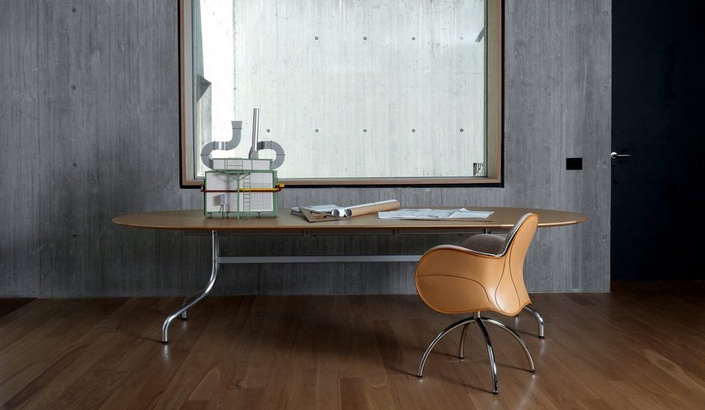 25 Contemporary Office Chairs for an Upgraded Aesthetic! 10